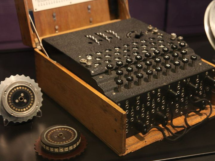 Enigma Machine Captured By The Royal Navy | History On This Day